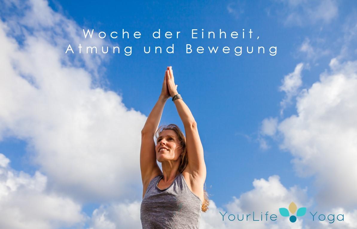 Vinyasa Yoga | YourLife.Yoga | Rotenburg an der Fulda | Woche der Einheit